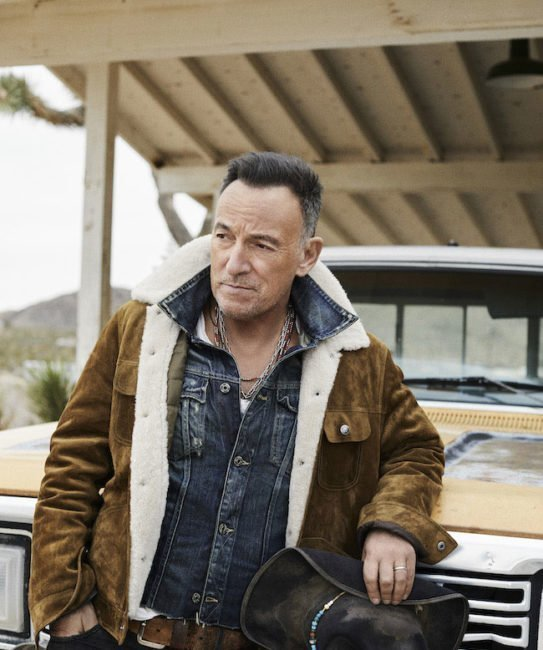 BRUCE SPRINGSTEEN - Announces New album 'Western Stars' out on 14th June 2