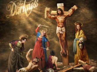 THE DARKNESS Announce New Album, 'Easter Is Cancelled'