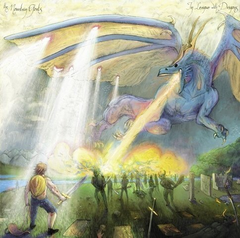 ALBUM REVIEW: The Mountain Goats - In League with Dragons
