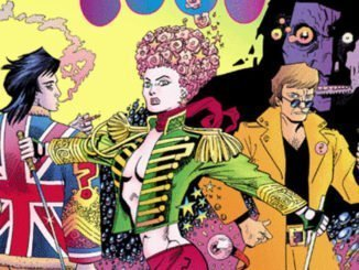 BOOK REVIEW: The League of Extraordinary Gentleman Century: 1969 by Alan Moore and Kevin O'Neill 2