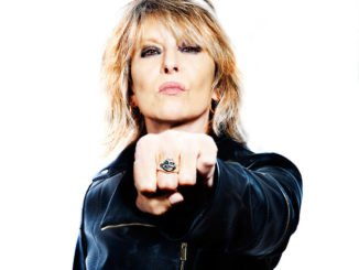 CHRISSIE HYNDE - Announces Her Brand New Album 'VALVE BONE WOE' Released Sep 6th