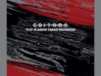 EDITORS release 'Hallelujah (So Low)' - the second track from their forthcoming album 'The Blanck Mass Sessions'