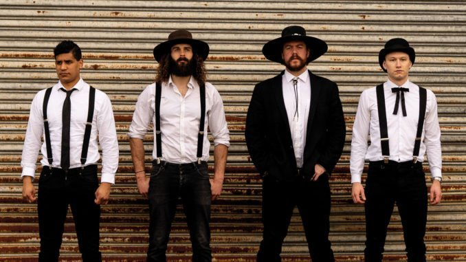 THE DEAD SOUTH - Confirm Belfast, Ulster Hall Show on 19thFebruary 2020