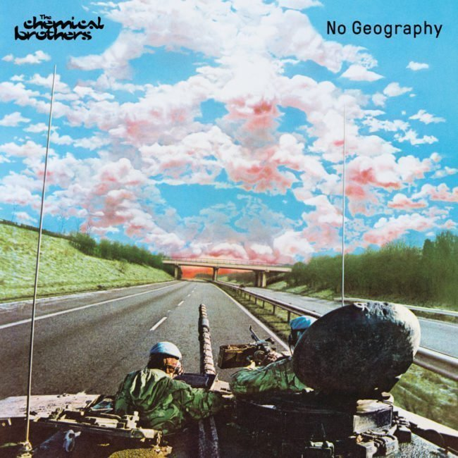 ALBUM REVIEW: The Chemical Brothers - No Geography