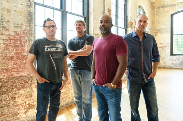 HOOTIE & THE BLOWFISH add U.K. & IRELAND dates to Highly-Anticipated GROUP THERAPY TOUR 1