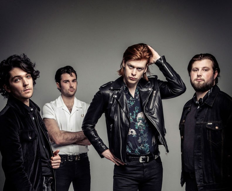 THE AMAZONS Announce New Album 'Future Dust' + Homecoming Reading Show