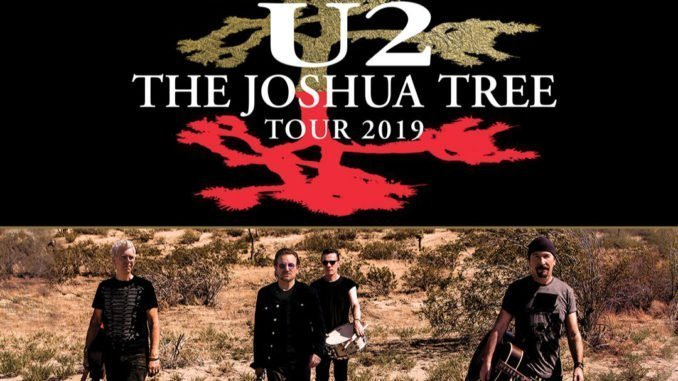 U2 will bring their acclaimed Joshua Tree Tour to New Zealand