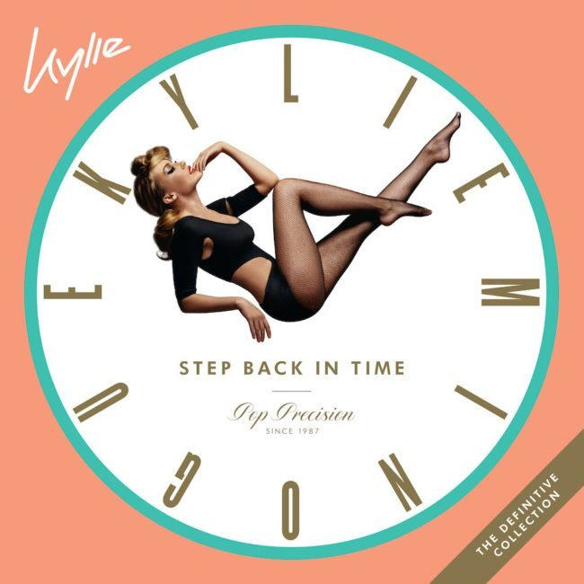KYLIE will release 'Step Back in Time' - The Definitive Collection on June 28th