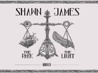 SHAWN JAMES 'The Dark & The Light Tour' Live at Voodoo, Belfast TONIGHT