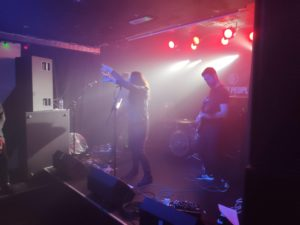 LIVE REVIEW: Grooving in Green, Cold in Berlin, Killing Eve @ Night people, Manchester 2