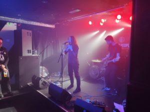 LIVE REVIEW: Grooving in Green, Cold in Berlin, Killing Eve @ Night people, Manchester 3