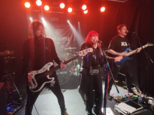LIVE REVIEW: Grooving in Green, Cold in Berlin, Killing Eve @ Night people, Manchester 5