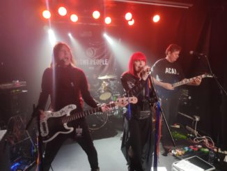LIVE REVIEW: Grooving in Green, Cold in Berlin, Killing Eve @ Night people, Manchester 6
