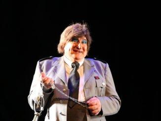 MAY MCFETTRIDGE to make her opera debut at the Grand Opera House, Belfast 1