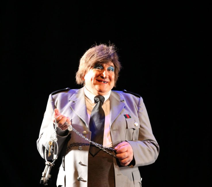 MAY MCFETTRIDGE to make her opera debut at the Grand Opera House, Belfast 1
