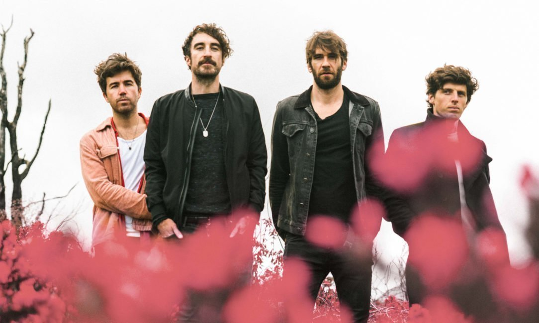 THE CORONAS release their new single 'Find The Water' today - Listen Now