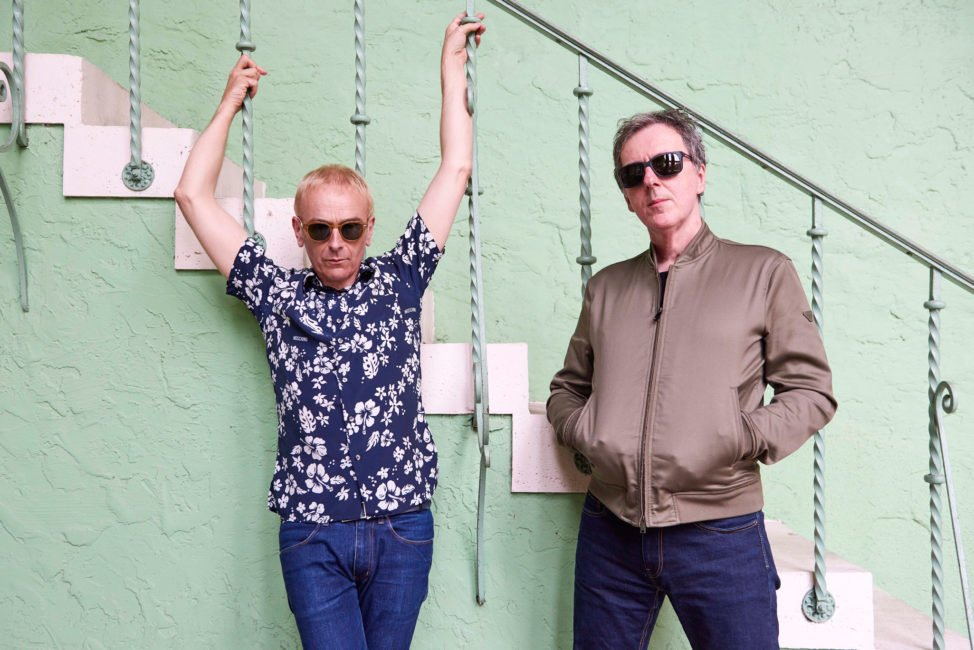 UNDERWORLD announce new album 'DRIFT SONGS' & biggest ever live shows for autumn 2019