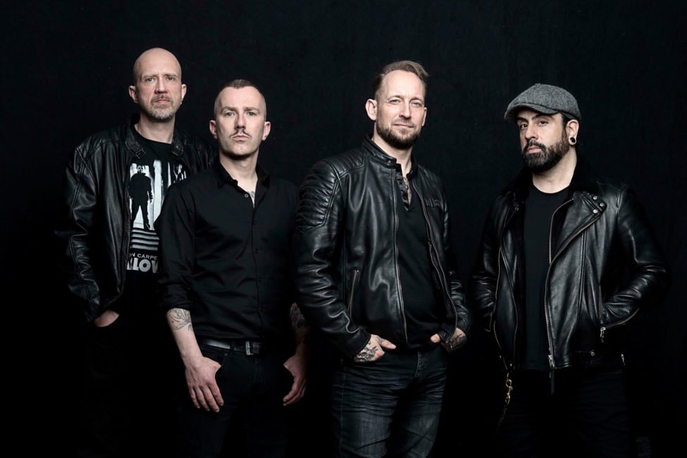 VOLBEAT - Announce headline Belfast show at the Ulster Hall on Thursday October 3rd 2019