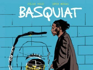 BOOK REVIEW: Basquiat By Julian Voloj and Søren Mosdal 1