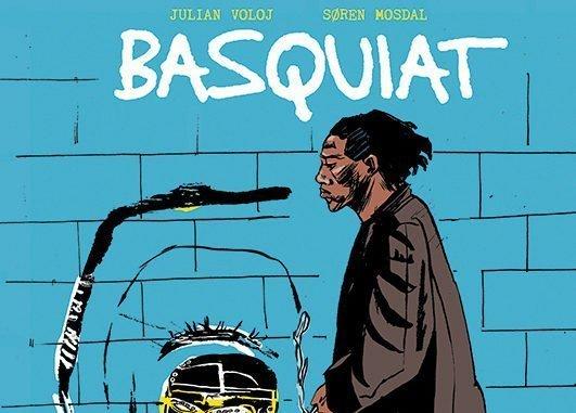 BOOK REVIEW: Basquiat By Julian Voloj and Søren Mosdal 1