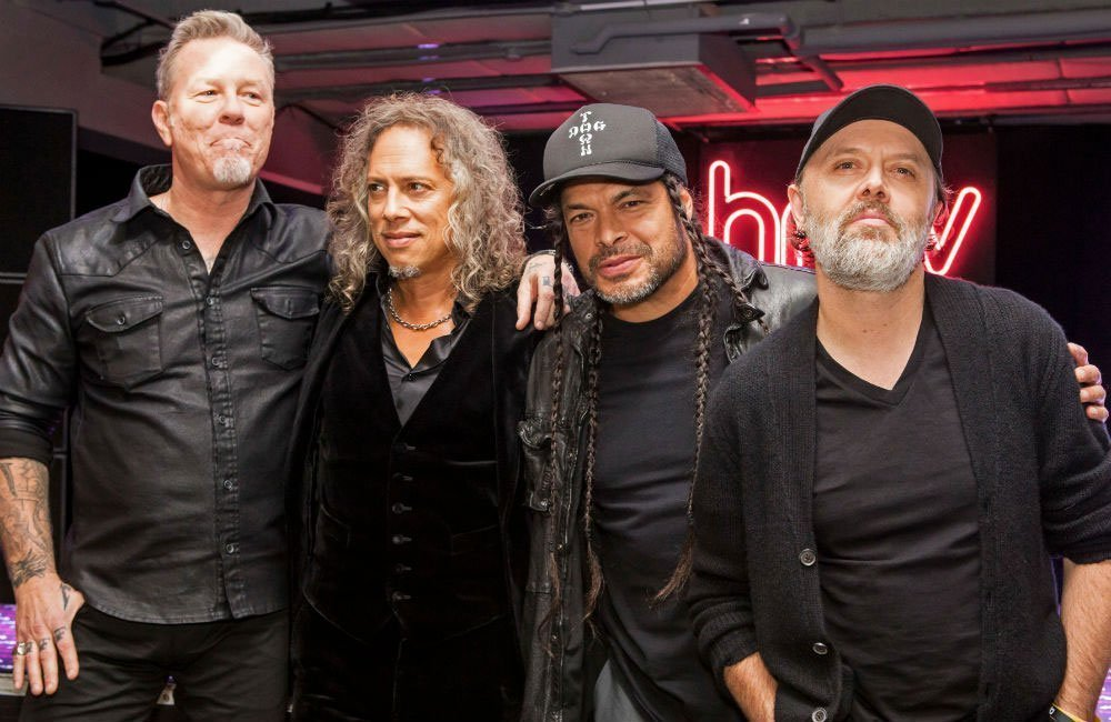 METALLICA see 'no end' to their career