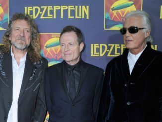 A documentary on Led Zeppelin is in the works, which will celebrate the group's 50th anniversary.