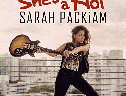 TRACK OF THE DAY: Sarah Packiam - She's A Riot 2