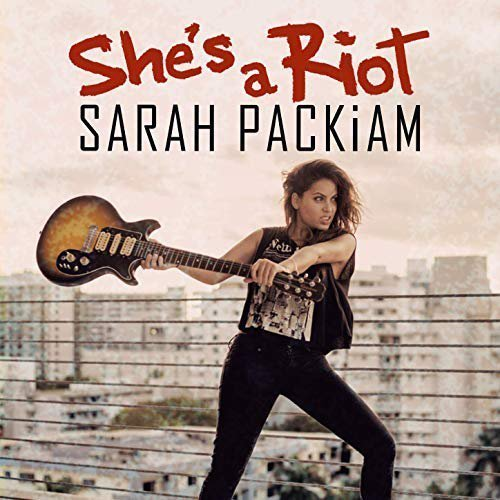 TRACK OF THE DAY: Sarah Packiam - She's A Riot