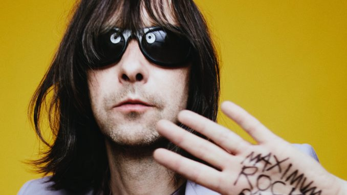 PRIMAL SCREAM Announce headline show at ULSTER HALL, Belfast, Tuesday 10th December 2