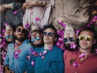 Irish Psychedelic Six-Piece FAT PABLO Release New Single 'Ganki' - Listen Now