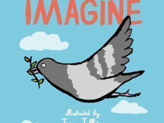 BOOK REVIEW: John Lennon and Jean Jullien - Imagine 1