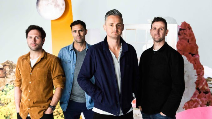 KEANE - Announce WATERFRONT, BELFAST Show on Monday 7th October 2019 2