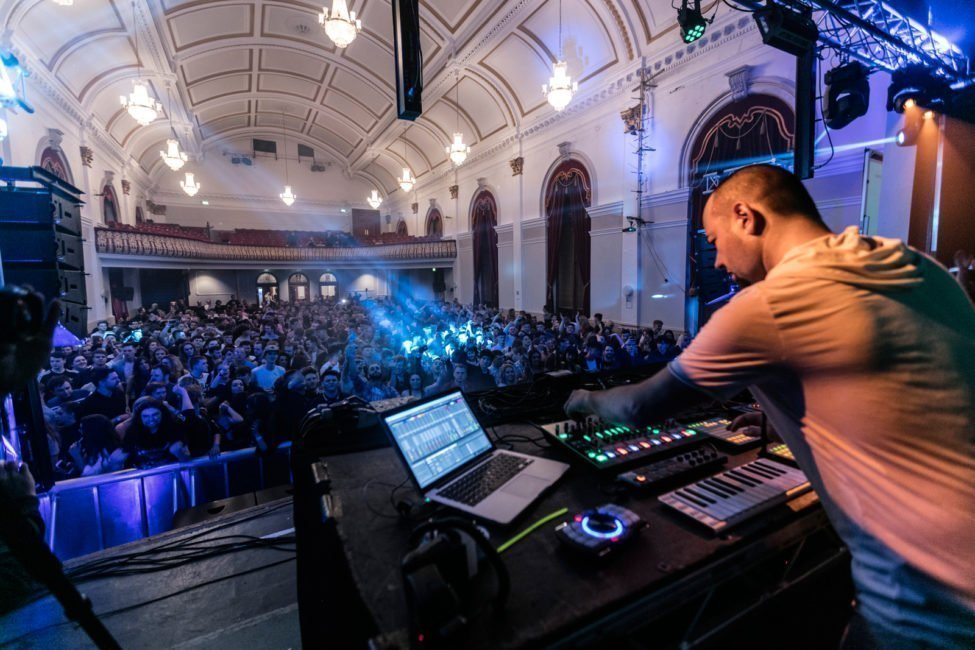 Ireland's leading electronic music festival, CELTRONIC celebrates 19 Years, Wednesday June 26th – Sunday June 30th 1