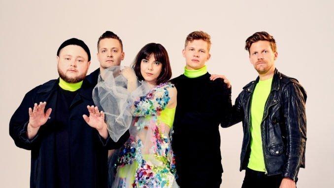 Icelandic quintet OF MONSTERS AND MEN announce Belfast + Dublin shows 2
