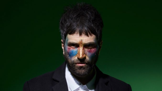 SERGE PIZZORNO Announces Debut Solo Album, The S.L.P. Is Out 30th August 1