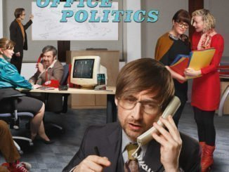 ALBUM REVIEW: The Divine Comedy - Office Politics