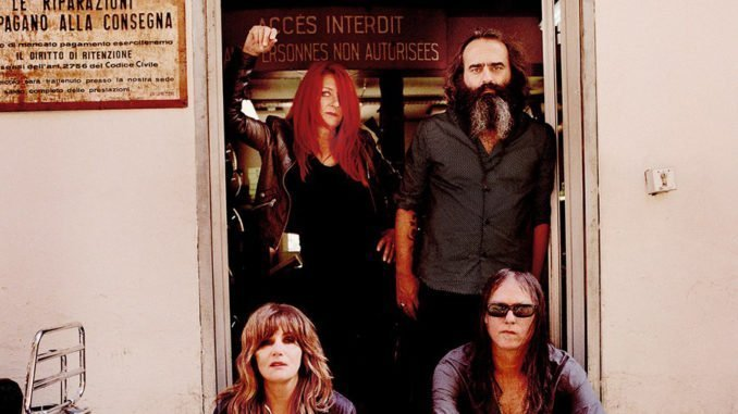 L'EPEE Feat: Anton Newcombe, Emmanuelle Seigner + The Limiñanas release 'Diabolique' on 6th September