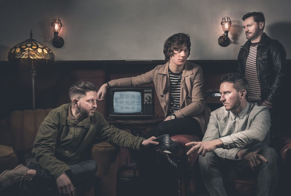 Mancunian electronic indie outfit NARCISSUS release debut AA side single - burning candles / flashing blue lights - Watch Video