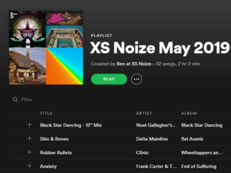 PLAYLIST: XS Noize May 2019
