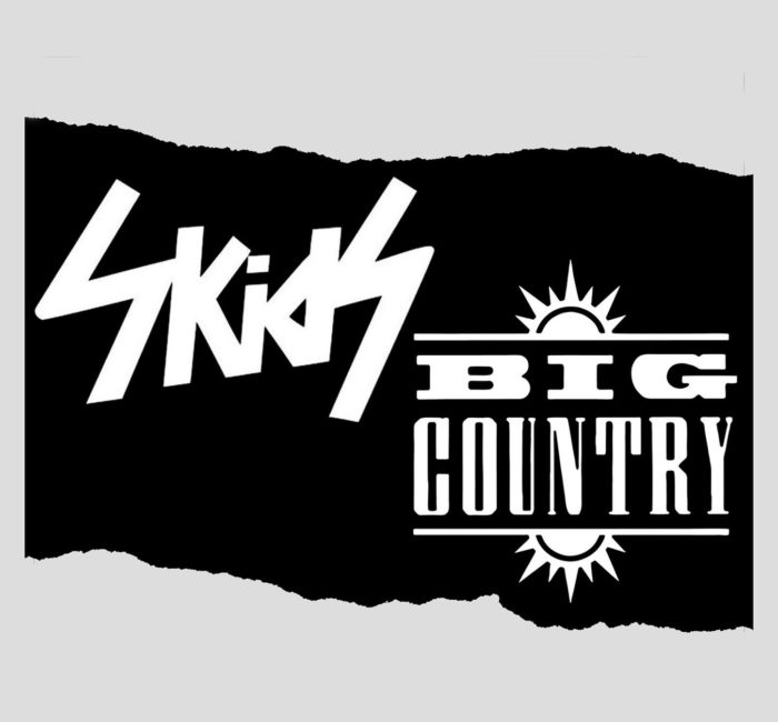 THE SKIDS & BIG COUNTRY announce Belfast Limelight 1 show on Friday 6th December
