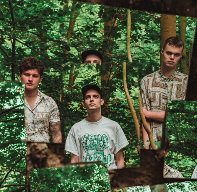 Psych-grunge Leeds three-piece BROODERS are back with 'Down' - Listen Now