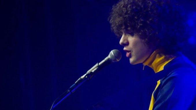 DYLAN JOHN THOMAS announces headline Belfast show at The Speakeasy, QUB Students Union, Saturday, October 19th