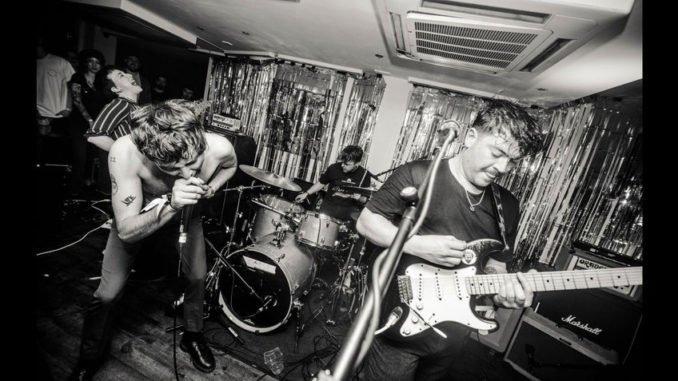 UK alternative rock/pop band LIFE announce headline Belfast show at McHughs Basement, Thursday 5th December