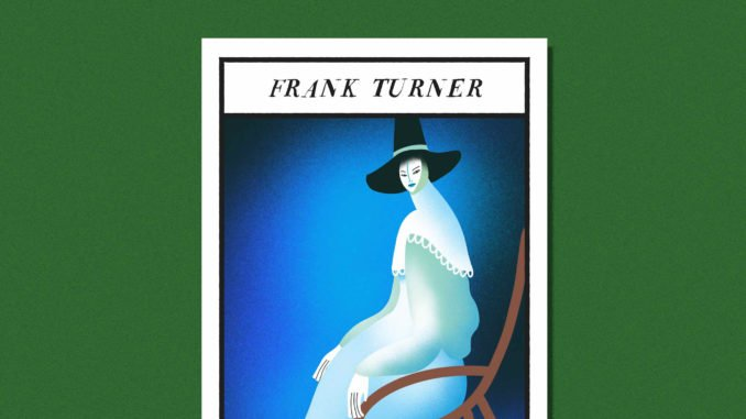 FRANK TURNER today releases 'Jinny Bingham's Ghost' - Listen Now