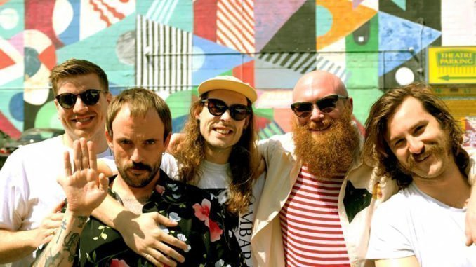"""IDLES release video for album favourite """"Never Fight A Man With A Perm"""" - Watch Now"""