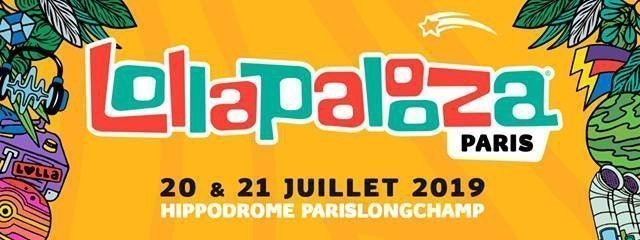 XS Noize heads to the third French edition of Lollapalooza 1