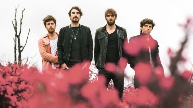 "INTERVIEW: The Coronas' Danny O'Reilly - ""Playing live is like a drug to me"" 3"