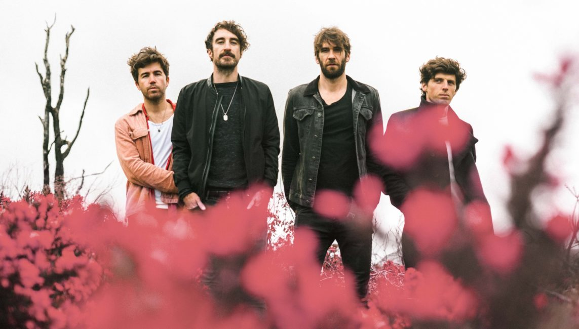 """INTERVIEW: The Coronas' Danny O'Reilly - """"Playing live is like a drug to me"""" 2"""