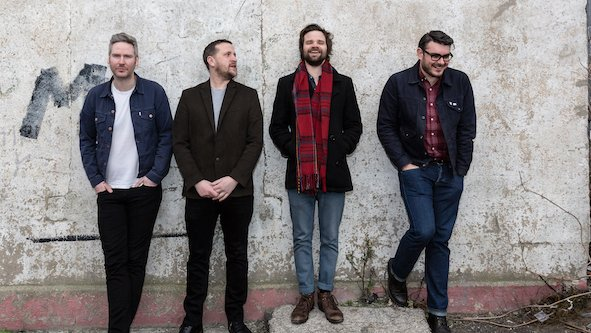 THE FUTUREHEADS will release the single 'Good Night Out' / 'Listen, Little Man!' on 5th July 2