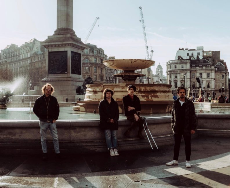 MYSTERY JETS release new track 'Hospital Radio' an ode to the NHS - Listen Now
